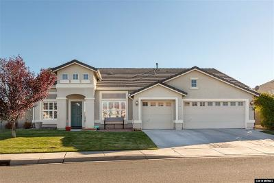 Washoe County Single Family Home New: 1790 Cedar Crest Ct