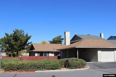 Reno NV Condo/Townhouse New: $232,000