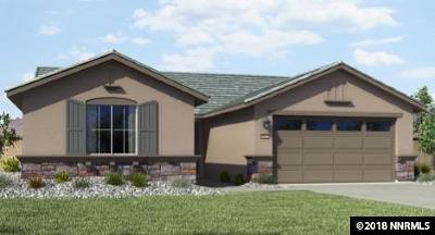 Washoe County Single Family Home New: 10470 Gold Mine Dr