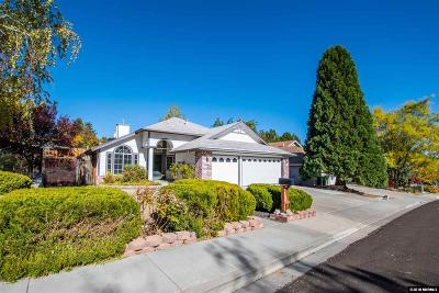 Washoe County Single Family Home New: 1830 Lakeland Hills