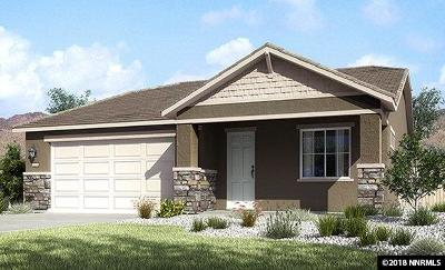 Reno NV Single Family Home New: $388,510