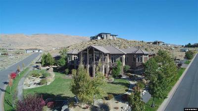 Reno NV Single Family Home New: $1,950,000