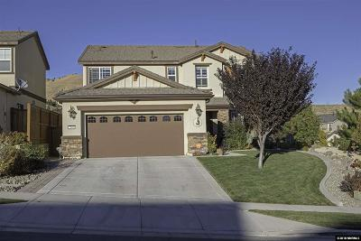 Reno NV Single Family Home New: $570,000