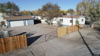Yerington Manufactured Home Price Reduced: 544 Mason Ave