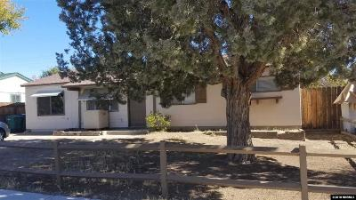 Washoe County Single Family Home New: 2740 Coppa Way