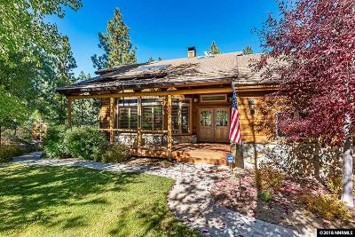 Washoe County Single Family Home New: 300 Blue Spruce