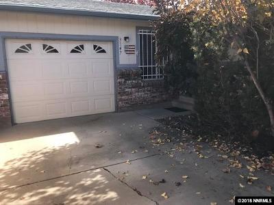 Carson City Condo/Townhouse Active/Pending-Call: 3147 Heaton Way