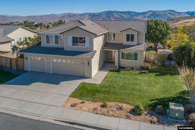 Washoe County Single Family Home For Sale: 3686 Bozeman Drive