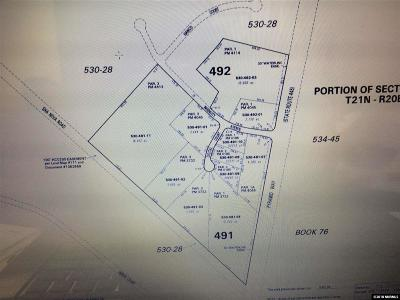Sparks Residential Lots & Land For Sale: Ingenuity