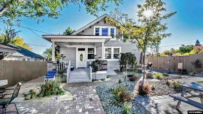 Washoe County Single Family Home New: 635 S Arlington Ave