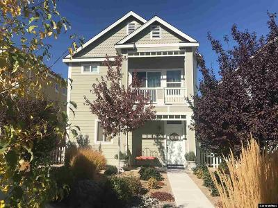 Washoe County Single Family Home New: 220 Brooksby Lane
