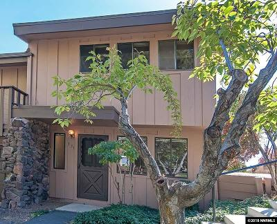 Carson City Condo/Townhouse For Sale: 131 Lake Glen Dr