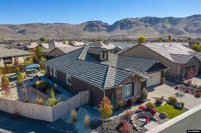 Reno Single Family Home For Sale: 2055 Blue Boy Lane