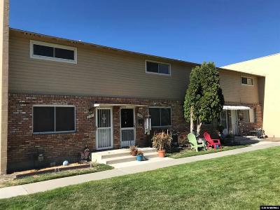 Carson City Condo/Townhouse Active/Pending-Loan: 1181 S Nevada