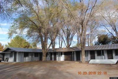 Lovelock NV Commercial For Sale: $250,000