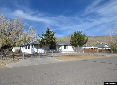 Minden Single Family Home Active/Pending-Call: 1312 S Santa Barbara Dr.