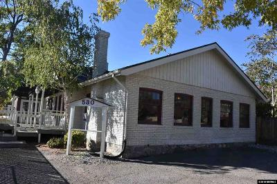Reno NV Commercial For Sale: $575,000