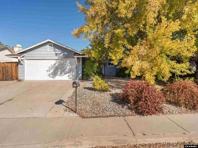 Single Family Home For Sale: 1742 Wabash Circle