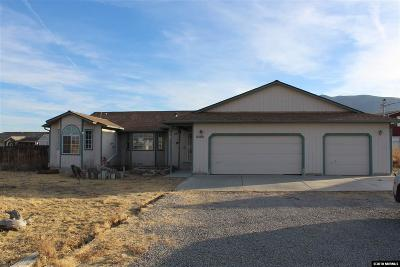Reno Single Family Home Auction: 8200 Osage Road