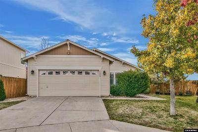 Reno Single Family Home For Sale: 8925 Griffon Ct