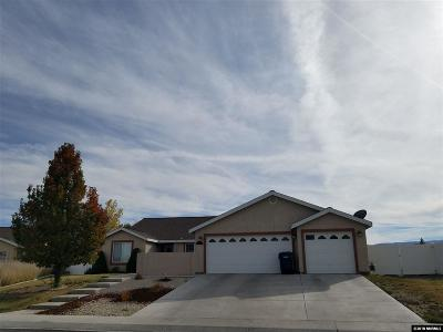 Fernley Single Family Home Active/Pending-Loan: 1425 Red Bluff Way