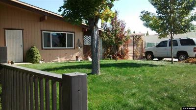 Reno Single Family Home For Sale: 13520 Mount Shasta Street
