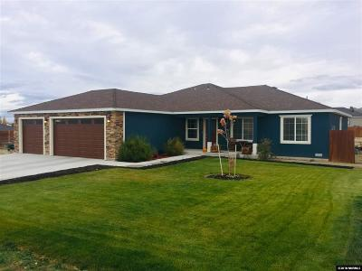 Winnemucca Single Family Home Active/Pending-Call: 3103 Great Basin