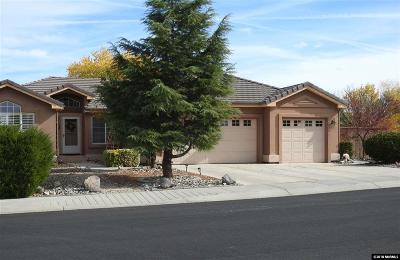 Fernley Single Family Home For Sale: 762 Divot Dr