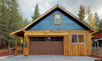 Truckee CA Single Family Home Active/Pending-Loan: $775,000