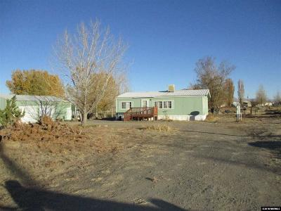Winnemucca Manufactured Home For Sale: 4635 Cowboy Way