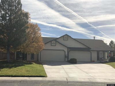 Gardnerville Multi Family Home Active/Pending-House: 821 Pollen Court