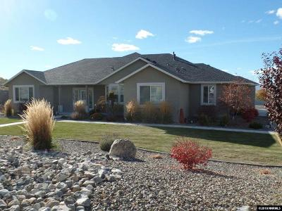 Winnemucca Single Family Home For Sale: 2904 Frontier St.