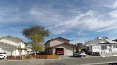 Fallon Multi Family Home Active/Pending-Call: 145-149 S Broadway Streeet