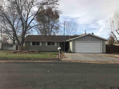 Winnemucca Single Family Home For Sale: 381 Parkview Ave