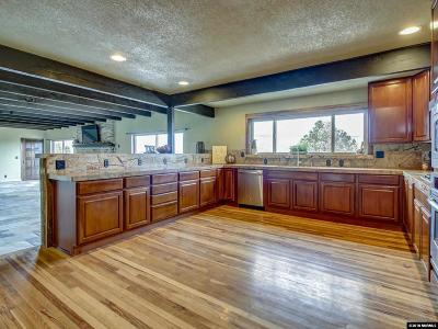 Single Family Home For Sale: 1980 Geiger Grade Rd.