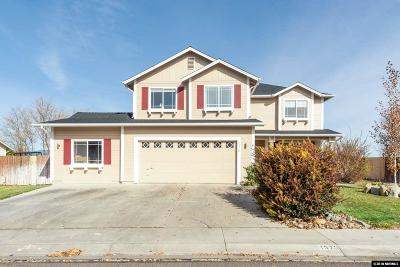 Gardnerville Single Family Home Price Reduced: 1370 Petar Drive