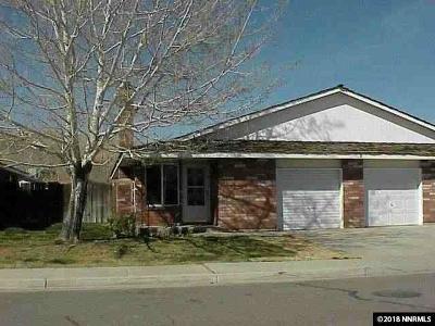 Carson City Condo/Townhouse Active/Pending-House: 250 W Hampton