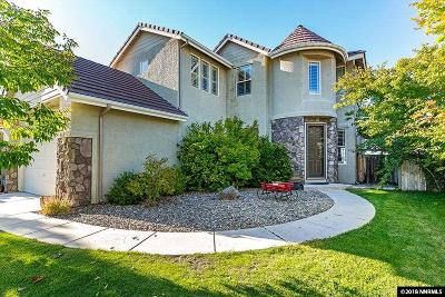Washoe County Single Family Home Back On Market: 2808 Grosmont Drive