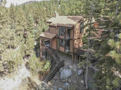 Zephyr Cove Condo/Townhouse For Sale: 46 Chalet Ct.