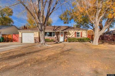 Sparks Single Family Home Active/Pending-Call: 104 I