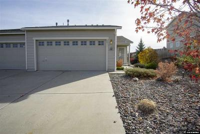 Reno Single Family Home For Sale: 8826 Sunset Breeze Dr
