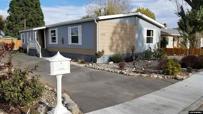 Reno Manufactured Home For Sale: 1970 Reed