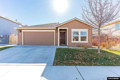 Single Family Home For Sale: 8918 Grisom Way