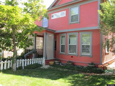 Reno Multi Family Home For Sale: 134 Marsh