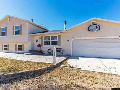 Washoe County Single Family Home Active/Pending-Loan: 180 Shetland Circle