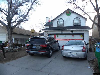 Sparks Single Family Home Price Reduced: 2235 Rockdale Dr