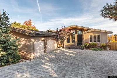 Reno Single Family Home For Sale: 3275 Trumpeter Court