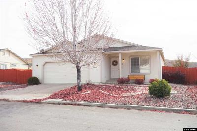 Reno Single Family Home Price Reduced: 18470 Datewood Court