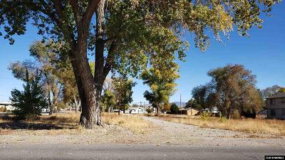 Yerington Residential Lots & Land For Sale: 329 N West St