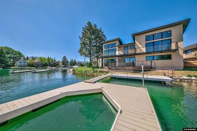 South Lake Tahoe CA Single Family Home Price Reduced: $2,450,000